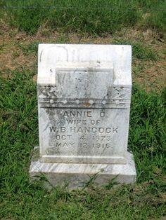 Annie O. Hancock