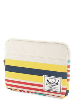 Tranquil Travels iPad Air Sleeve by Herschel Supply Co.