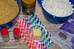 how to make rice krispy treats with trader joe's cookie butter - or regular peanut butter