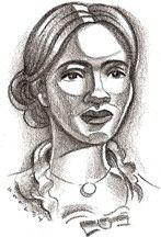 Sally Hemings (~1773 – 1835) was the mixed-race slave of the third President of the United States, Thomas Jefferson. She was the daughter of Betty Hemings – also a mixed-race slave – and purportedly, attorney/slave trader/tobacco plantation owner, John Wayles, who was also father to Martha Wayles (Jefferson), Thomas Jefferson's wife. This never-disputed lineage would have made Sally and Martha half-sisters; and there were several documented accounts that they strongly resembled each other.