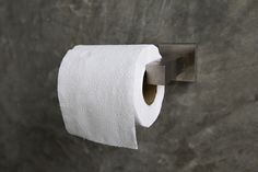 Place a few drops of scented oil inside your toilet paper roll to keep the room smelling fresh.