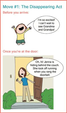 Grandparents, According to Toddlers: A Cartoon Series - Grandparents.com