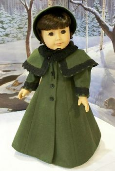 Empress' Secret Closet - We purchased this beauty a whiile ago for our Samantha - Victorian Caroller by Keepersdollyduds, via Flickr