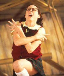 Molly Shannon!!!