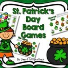 FREE Board Games with a St. Patrick's Day theme  - Bump It - Leprechaun Board Game - Roll and Cover  I would love comments. Make sure to take a loo...