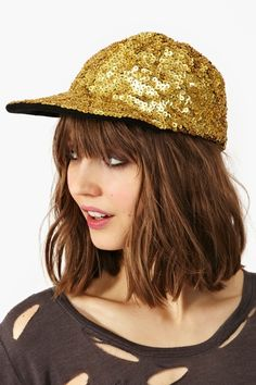All That Glitters Cap