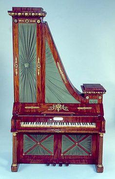 Upright (Giraffe) Piano