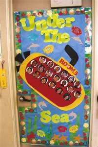 Nice rhyme...under the sea with room 3