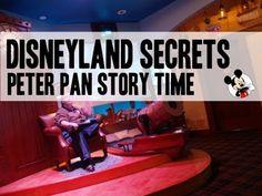 Disneyland Secret #8 | Peter Pan's Story Time