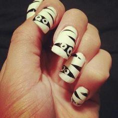 halloween nails | Tumblr