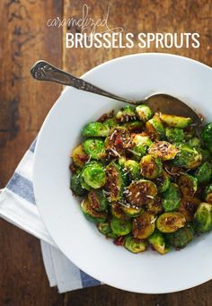 I love brussels sprouts and I don't care who knows it!