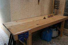 Split-Top workbench - 0$ cost