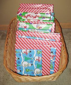 LOVE this idea. Wrap a Christmas story to open every night before bedtime!