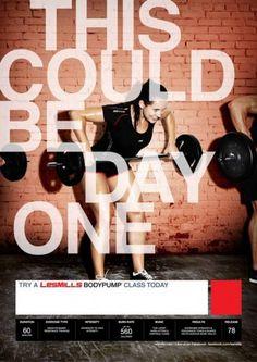 body pump!