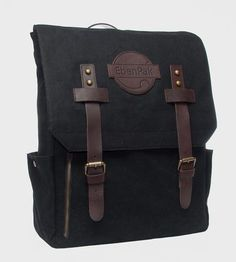 This looks more ergonomically friendly than a messenger bag. (partner) #scoutmob