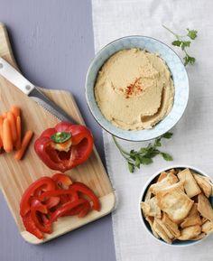Spicy Hummus recipe