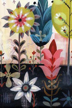 painting; Laura Huliska Beith