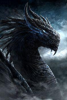 My son Drogon all grown up - The Mother of Dragons, Daenerys Targaryen