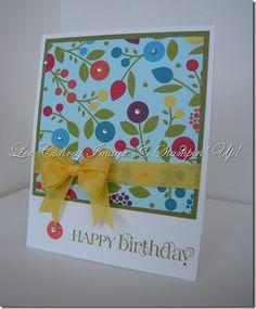Summer Smooches 5 Minute Card