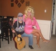 Couples Halloween Costume @Paige Hereford Collins @Danielle Lampert Rotchford