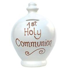 Terramundi First Holy Communion Moneypot from Born Gifted
