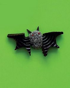 Vampire Bat Cupcakes Recipe