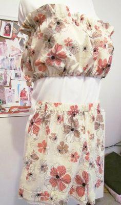 DIY Sewing, easy  hot weather cute pajamas