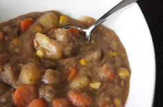 Eating Well, while Gluten Free: Beef Stew