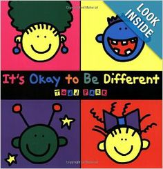 differ, books, art project, book worth, american book, kid book, todd parr, children book, bright colors