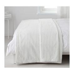 TUSENSKÖNA Bedspread - 250x250 cm - IKEA £55