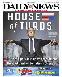 The New York Daily News Front Page Is Perfect Today