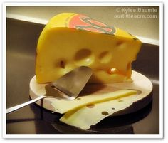 "Our Little Acre: ""Weekend Wisdom: What's the Story Behind Jarlsberg Cheese?"""