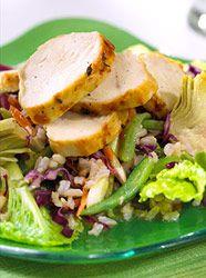Lacinato Kale Salad with Roasted Squash | Recipe