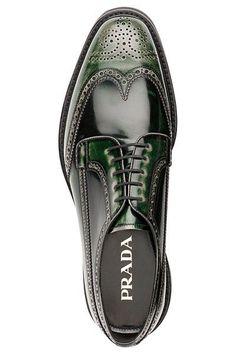 Prada men's shoes, brogues