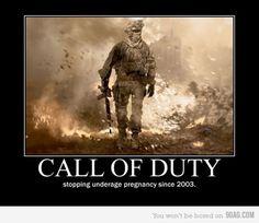 Call of Duty...