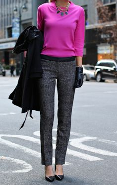 The Classy Cubicle - another pinner said 'best site I've found for professional but stylish outfits!'