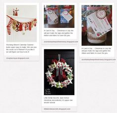 Christmas in July Craft Group