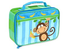 11. Monkey Insulated Lunch Box #momselect #backtoschool