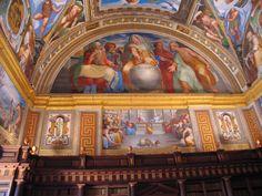 El Escorial - Library - The history of science