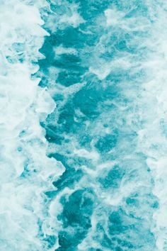 *Turquoise blue waters