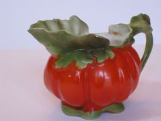 Antique Royal Bayreuth Tomato porcelain by FlatwaterAntiques, $35.00