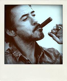 Tony Stark  Bagazillionaire libertarian playboy genius, reckless and drunk.