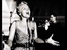 Peggy Lee - Fever - YouTube