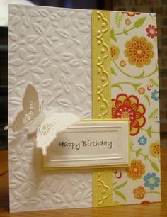Cheery Birthday by LynniePoo - Cards and Paper Crafts at Splitcoaststampers