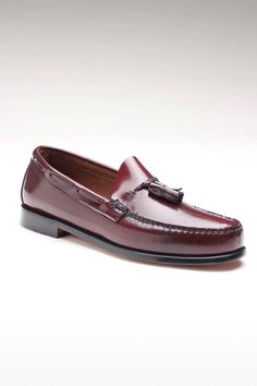 Nice looking tassel loafers