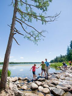 Itasca State Park — Minnesota