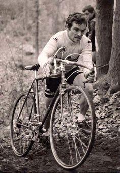 Bernard Hinault - Cyclocross