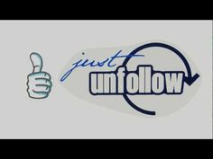 JustUnfollow - manage multiple twitter accounts, follow followers back