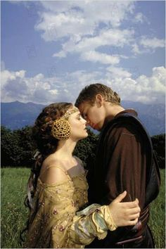 Star Wars : Episode II - L'Attaque des clones / Hayden Christensen, Natalie Portman