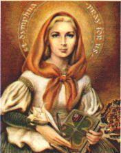 mental ill, christian, saint dymphna, faith, irish girl
